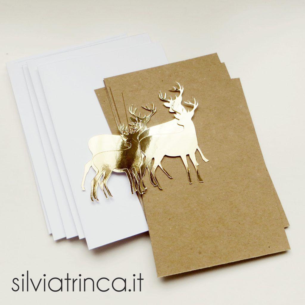Elementi delle card da assemblare