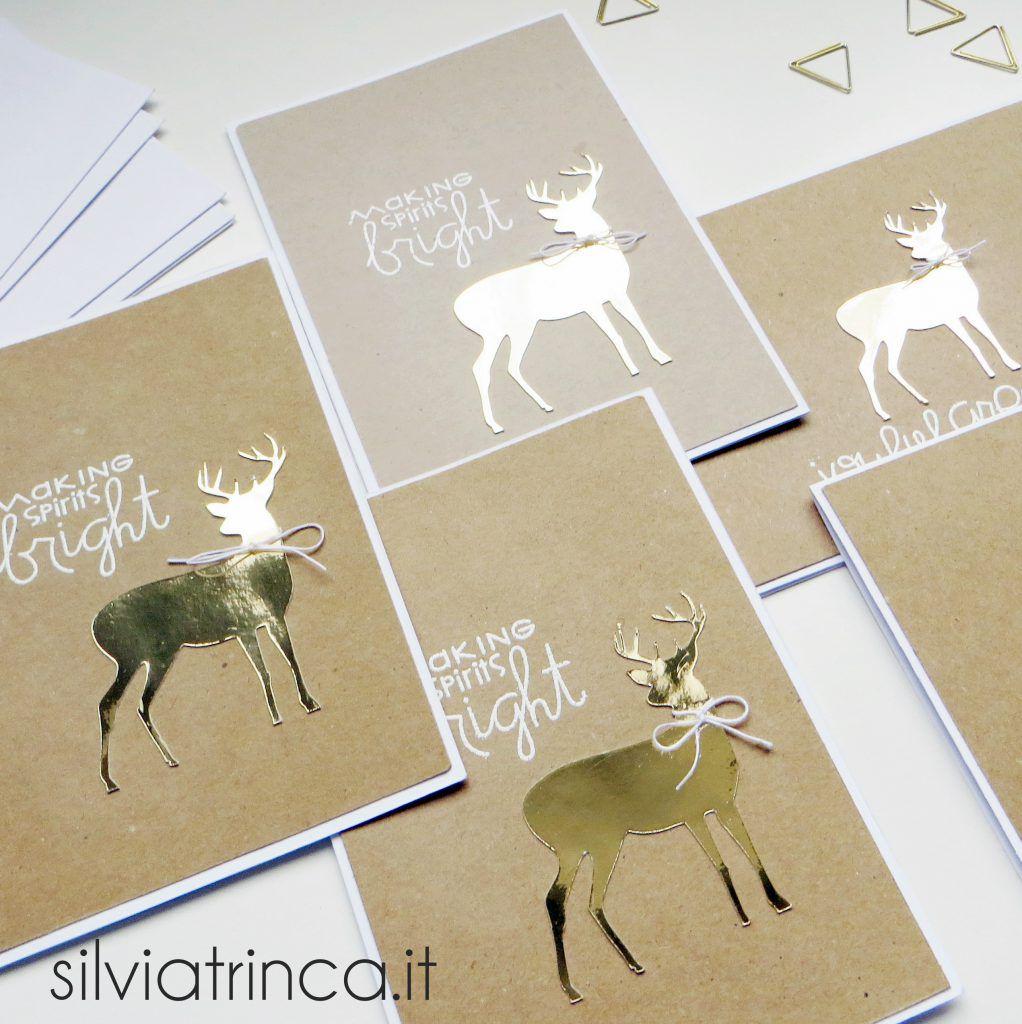 Organizzazione card Natale