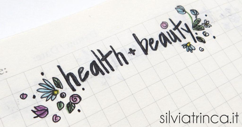 dettaglio collection health e beauty