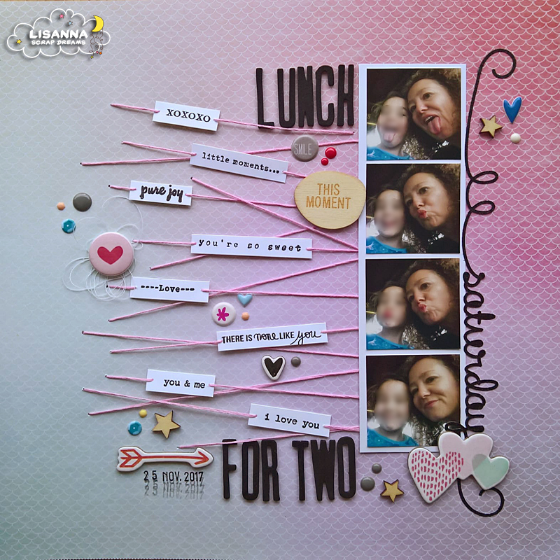 LO Lisanna - Lunch for two