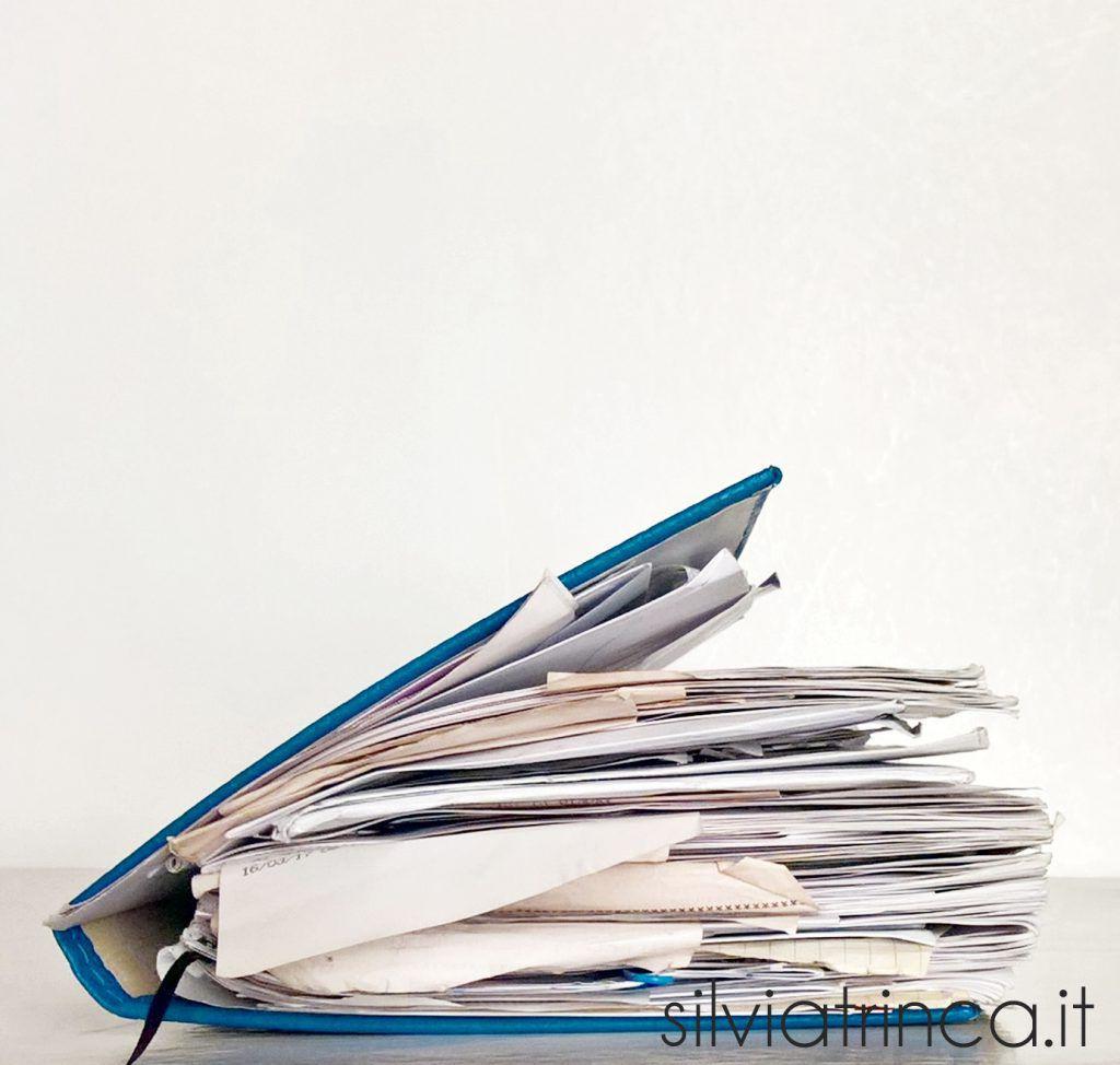 metodo bullet journal per gli irriducibili dell'agenda