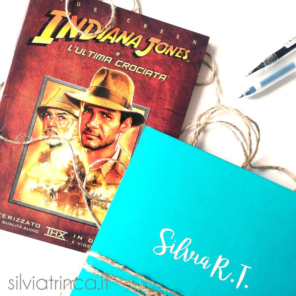 Bullet Journal: prezioso come il libretto di Indiana Jones Sr.